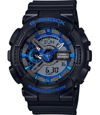 GA-110CB-1AER Cool Blue 51.2mm