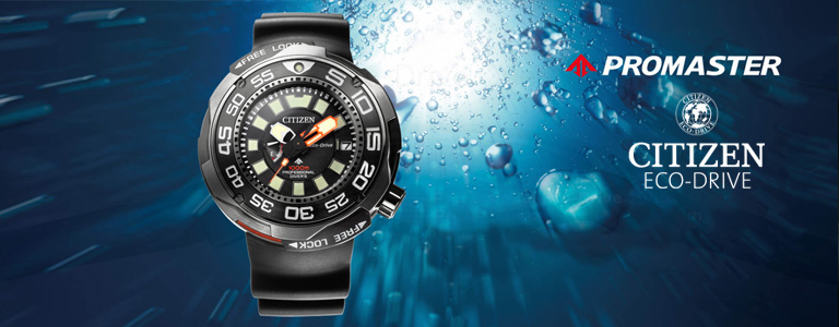 Citizen Promaster watches. Buy the newest collection at ... 9beb9917131