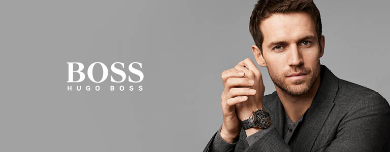 <h1>Hugo Boss watches</h1>
