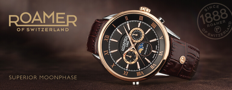 <h1>Roamer watches</h1>
