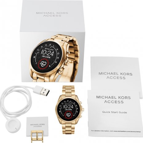 Touchscreen Smartwatch with Steel Bracelet - Gen 5 podzim / zima kolekce Michael Kors